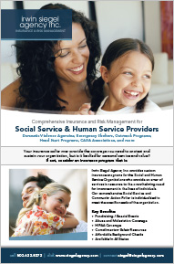 Insurance for Social and Human Service Organizations